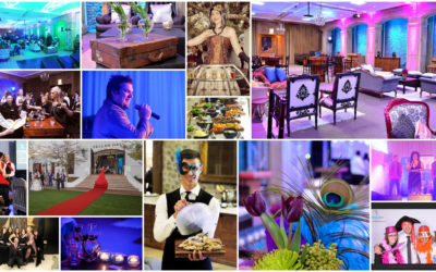 Immaculate Events Extravaganza at Lanzerac Hotel & Spa
