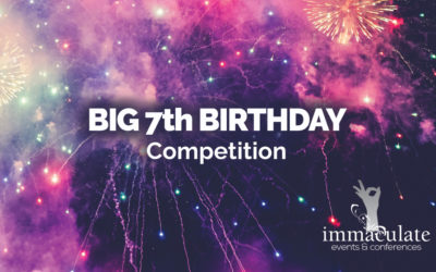 Big 7th Birthday Competition
